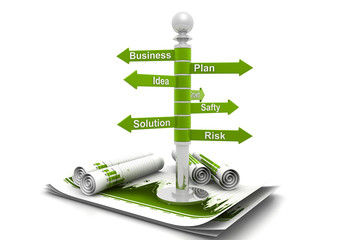 business planning  flow chart