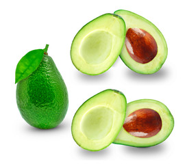 avocado pieces