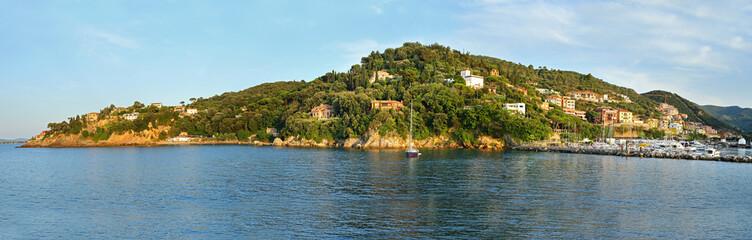 View of Porto Santo Stefano - Grosseto, Italy