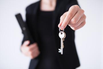 Keys Handover