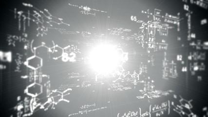Mathematical formulas and design elements 2