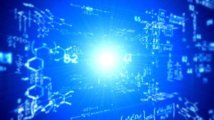 Mathematical formulas and design elements 1