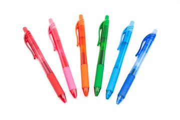 Colorful Gel Ink Pens