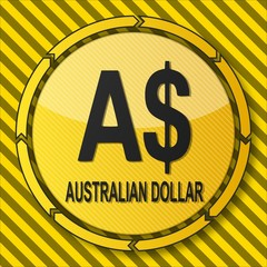 construction Australia Dollar sign