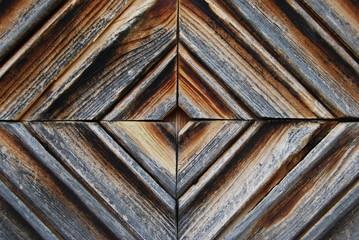 Wooden symmetry