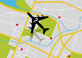 Missing Airplane