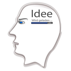 Kopf - Idee