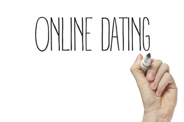Hand writing online dating