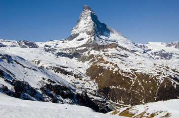 Matterhorn, Alps, Switzerland