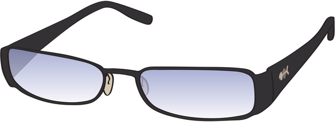 lunettes de vue noires