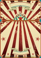 dirty circus poster