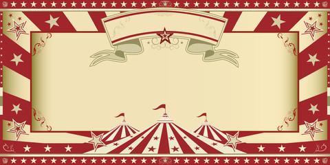 invitation circus show