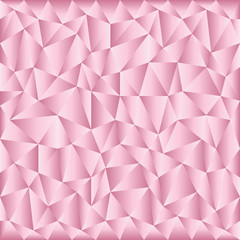 background with irregular pattern - triangular design