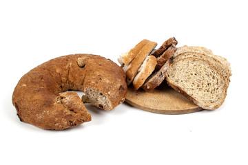 Pane e ciambella artigianale