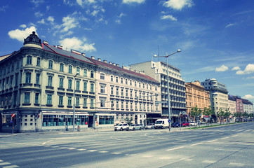 Viennese Classical style building