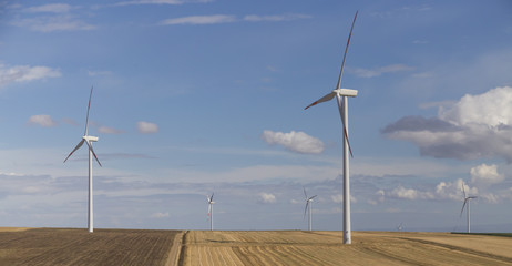Renewable source of energy: windmill