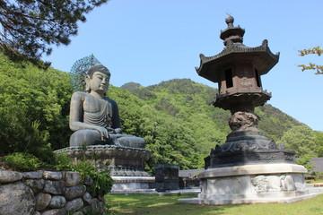 Großer Buddha im Seoraksan