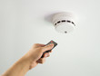 connect the smoke detector