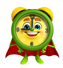 super Table clock character