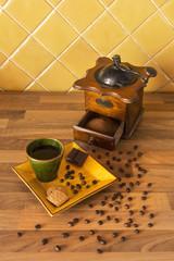 Moulin et Tasse à Café 002