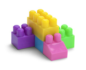 Toy Plastic Blocks