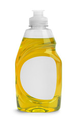 Yellow Dish Soap