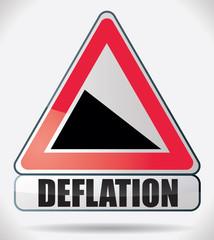 déflation - inflation