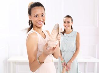 Piękny but