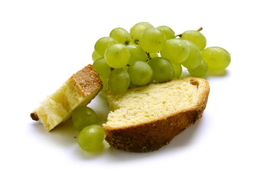 Pan y uva Pane e uva Brot und trauben Bread and grapes