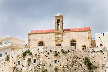 Chrysokalitissa monastery, Crete