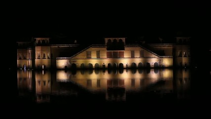 Jal Mahal, India, Jaipur