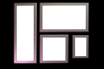Detailed Picture Frame 05