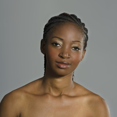 Beautiful African Woman