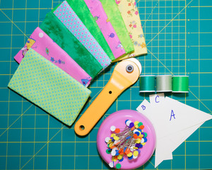 Supplies For Quilting