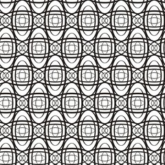 Vector illustration of seamless decorative pattern