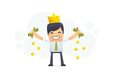 Financial king