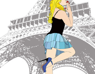 A Kiss from Paris