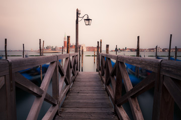 Venice seafront