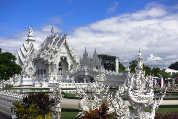White Temple. After Earthquake.