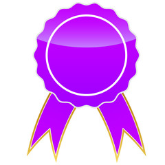 Purple medal