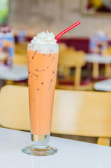 Ice thai tea