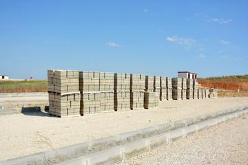 material de construccion para nuevo parque tecnologico en burgos