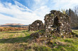 Old ruins on the Isle of Mull - 67982683