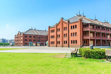 Yokohama Red Brick Warehouse is a historical building.