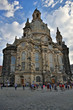 canvas print picture - Frauenkirche Dresden