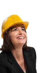 Donna e lavoro in sicurezza