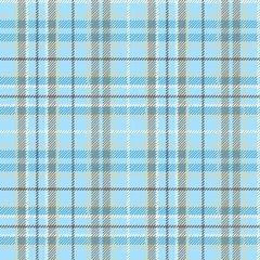 Tartan seamless pattern for men.Vector