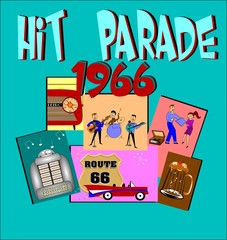 hit parade background