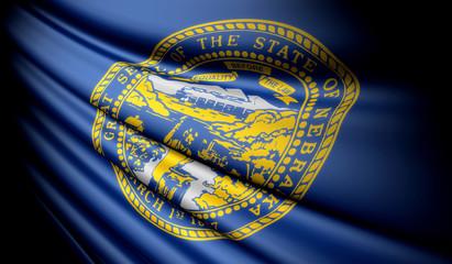 Flag of Nebraska (USA)