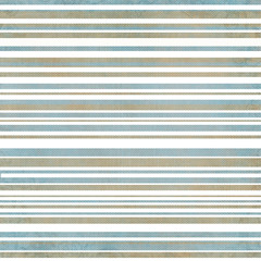 Seamless Blue Stripe Pattern